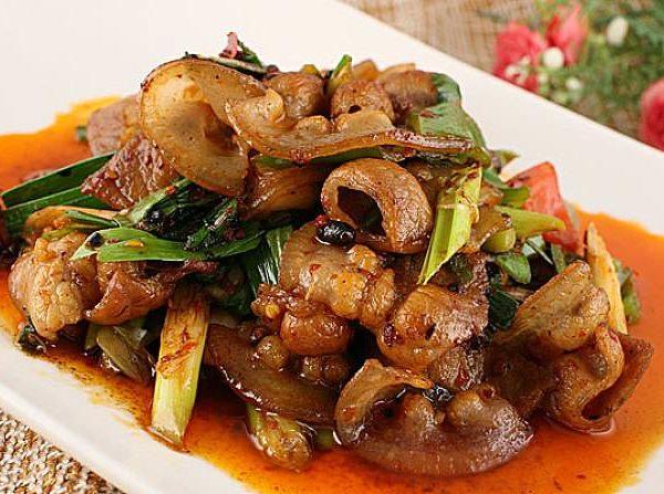 74. Porc aux épices 回锅肉