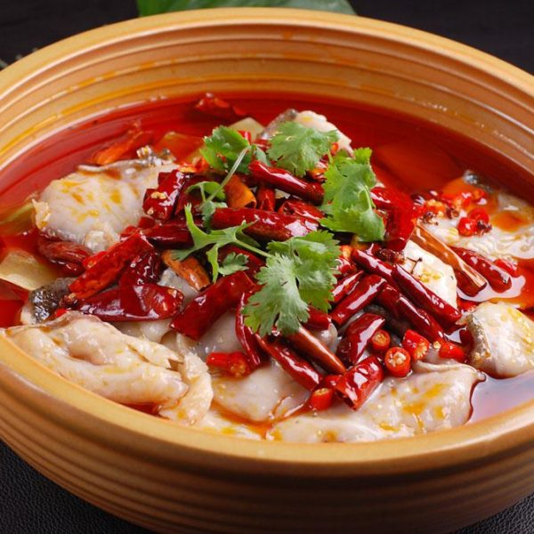 166F. MaLa Boiled Fish 水煮鱼