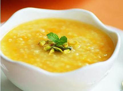 1. Potage au Maïs 玉米汤