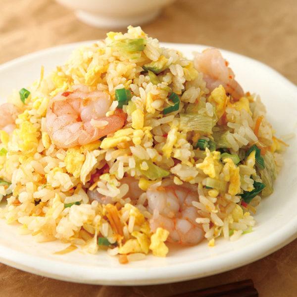 94C. Riz sauté aux crevettes 虾炒饭