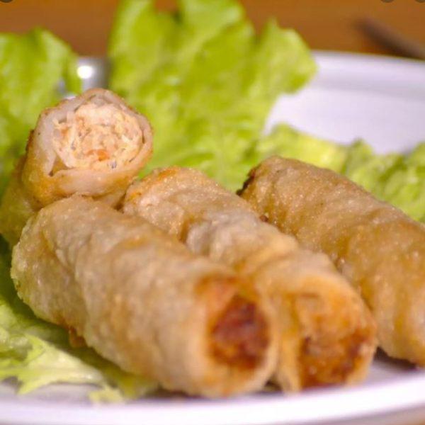 11. Nems au poulet 鸡肉越南卷 4p