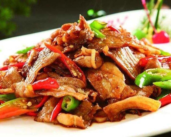 188P. Thousand Chilli Pork 小炒肉