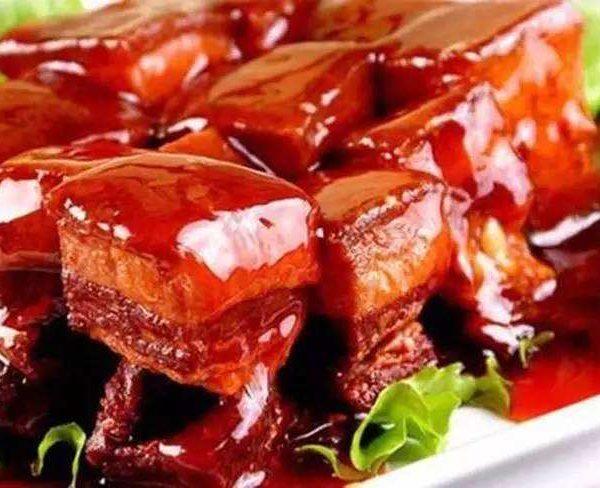 127. Porc Braisé 红烧肉